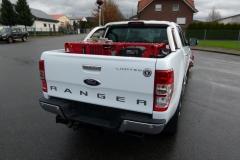 Winterdienstfahrzeug Ford Ranger Hydraulikaggregat HPU 18