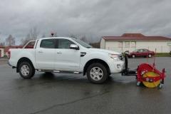 Kehrwalze Ford Ranger Hydraulisch angetrieben