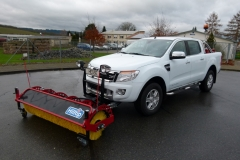 Hilltip Sweeper Ford Ranger