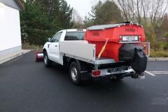 Ford Ranger Hilltip IceStriker mit Vorbefeuchtungssystem