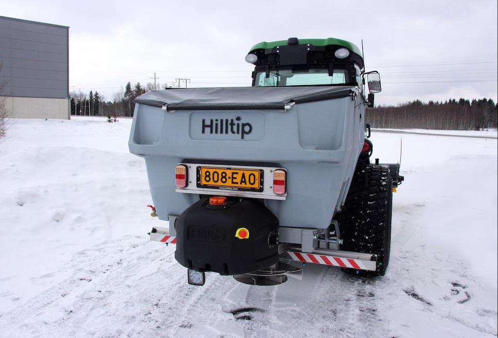 Hilltip IceStriker-600-800TR-spreader